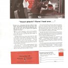 Vintage Ad Metropolitan Life Insurance 1958 Heart Attack