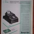 Vintage Ad Remington Rand Printing Calculator 1948 97 Automatic