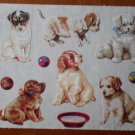 Mrs Grossman Gifted Line Puppies John Grossman Stickers Dogs Pups