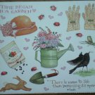 Susan Branch Stickers Garden Whimsy 12696 Art Impressions