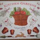 Susan Branch Stickers Veggie Garden 12713 Art Impressions
