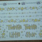 Stickopotamus Binder Stickers Twinkle Twinkle SPOTM11 Over The Moon Press