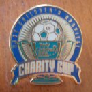 Rady Children's Hospital Charity Cup Pin San Diego 2008 Soccer