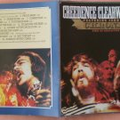 Insert Cover for Credence Clearwater Revival Chronicle CCR No CD