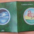 Insert Cover for Christopher Cross 1979 2283-2 No CD
