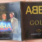 Insert Cover for Abba Gold Greatest Hits No CD