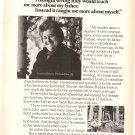 Vintage Ad Pan Am Airlines Panam Carolyn Berger Aquino 1978
