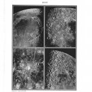 Moon Craters Copernicus Plate Print 1936 Book
