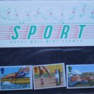 Sport GB Royal Mail Mint Stamps 173 1986