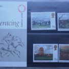 Horseracing Stamps British Post Office Mint 109 1979 Thelwell