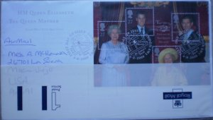 HM Queen Elizabeth Queen Mother FDC 2009 First Day Cover