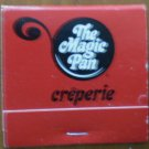 Vintage Matchbook Magic Pan Creperie New Orleans Louisiana Metairie Matches