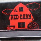 Vintage Matchbook Red Barn Restaurant Panorama City CA Matches