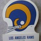 Vintage Matchbook Los Angeles Rams Football Helmet Matches