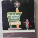 Vintage Matchbook Holiday Inn Cincinnati Ohio Matches