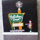 Vintage Matchbook Holiday Inn Sullivan Missouri Matches