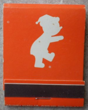 Vintage Matchbook TraveLodge Matches