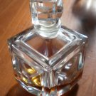 Molinard Perfume Bottle 2F oz 1/2 France Vintage 1/3 full