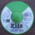 Kidz Stamps Fish Rubber Stamp 2008 Studio G