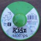 Kidz Stamps Fish Rubber Stamp 2008 Studio G