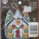 Needlemagic Stitch N Hang Church Counted Cross Stitch Ornament 3972