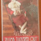 "Plum Tucked Out Indygo Junction Laura Hakes 17"" Sleepy Santa Pattern"