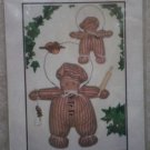 Gingerbread Maker Pattern 154J Goodies from Grandma 1994 Joan Olson