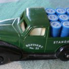 Lledo Green Truck Chevron Standard Oil Refinery 21 England