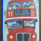 WH Smith London Notecards Bus Policeman Souvenir Collection Stationery