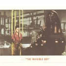 The Invisible Boy Forbidden Planet Lobby Card Repro 2006 Turner Entertainment Lab Magic Promo