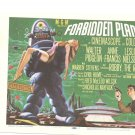 The Invisible Boy Forbidden Planet Lobby Card Repro 2006 Turner Entertainment Poster 56-4 Promo