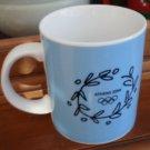 Athens Olympics 2004 Mug Blue and White Athoc Efsimon Collections