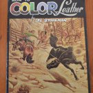 How to Color Leather Al Stohlman Softcover Book 1961 Craftool Co 33pp
