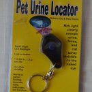 Pet Urine Locator Poop-Off UV LED Blacklight Mini Light
