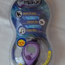 Timex Wrist Wave Purple Watch 2001 Rocking Beats Fun Games Wristwatch