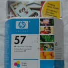 HP 57 Inkjet Print Cartridge Expired Tricolor Hewlett Packard