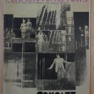 Performing Arts Company Program June 71 V5 #6 Musical Comedy Ahmanson Theatre