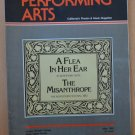 Performing Arts Flea In Her Ear Misanthrope Repertory Program May 1982
