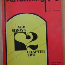 Performing Arts Chapter Two Program Nov 77 V11 #11 Neil Simon