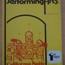 Performing Arts California Suite Program Ahmanson Apr 76 1st Night Neil Simon