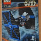 Lego Star Wars Manual Only 7145 Tie Fighter 4131321
