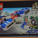 Lego Star Wars Manual Only 7186 Watto&#39;s Junkyard 4131459