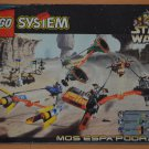 Lego Star Wars Manual Only 7171 Mos Espa Podrace 4129022