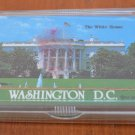 Washington DC Playing Cards Deck Souvenir White House
