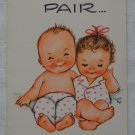 Charlot Byi Baby Well Matched Pair Happy Birthday Coronation Collection