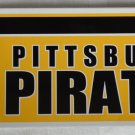 Pittsburgh Pirates Bumper Sticker SF Rico Industries MLB 2004 11x3