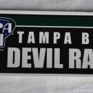 Tampa Bay Devil Rays Bumper Sticker SF Rico Industries MLB 2005 11x3