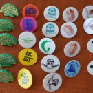 Lot Golf Tee Plastic 23 Indian Wells Las Vegas Redhawk Nitro Palmilla Ft Myers