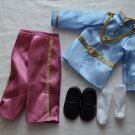 Prince Charming Clothes Disney Playmates 2004 Jacket Pants Shoes Socks for 15in