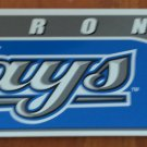 Toronto Jays Bumper Sticker Rico Industries MLB 2005 11x3